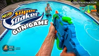 Download NERF GUN GAME | SUPER SOAKER EDITION (Nerf First Person Shooter) Video