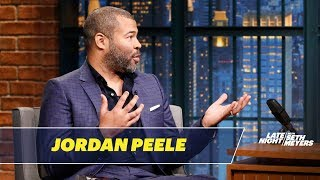 Download Jordan Peele Did Impressions of Tracy Morgan While Directing Get Out Video