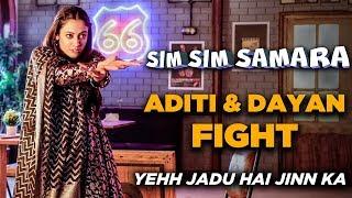 Download Aditi & Dayan Fight   Yehh Jadu Hai Jinn Ka   Behind the scenes   Screen Journal   Star Plus Video