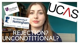 Download UCAS/Uni Application Experience | REJECTION, UNCONDITIONAL, CHOOSING A COURSE Video