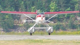 Download Cessna 182 Skylane Seaplane Landing Video