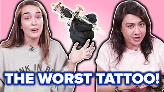 Download People Share Their Tattoo Horror Stories Video