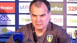 Download Marcelo Bielsa First Full Press Conference As He's Unveiled As Leeds Manager Video