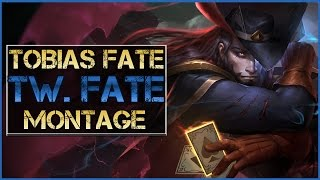 Download Tobias Fate Montage - Best Twisted Fate Plays | League of Legends Video