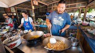 Download Amazing Thai Food - Best JUNGLE FOOD in Chonburi, Thailand! | สุดยอดอาหารป่า Video
