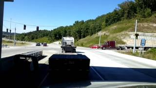 Download Bigrigtravels Live! Cannonsburg, Kentucky to Simpsonville Interstate 64 September 22, 2016 Video