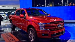 Download 2018 Ford F-150 – Redline: First Look – 2017 NAIAS Video