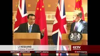 Download Li Keqiang signs off on trade deals worth billions Video