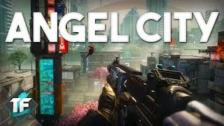 Download Titanfall 2 - Angel City Gameplay Trailer + FREE Trial Coming! Video