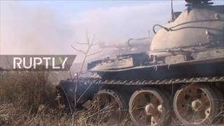 Download Syria: Army continues advance amid heavy fighting in east Aleppo Video