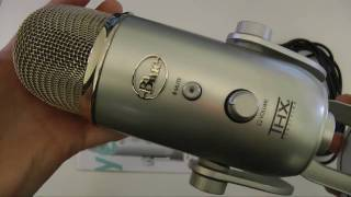 Download Blue Microphones Yeti Mic Review Video