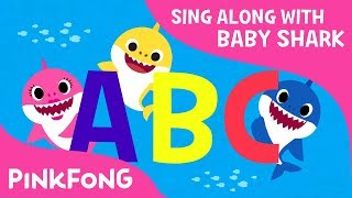 Download Shark ABC | Now I know my ABCs! | Sing along with baby shark | Pinkfong Songs for Children Video