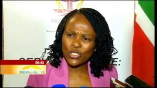 Download Adv Thuli Madonsela 7 year term as Public Protector Video