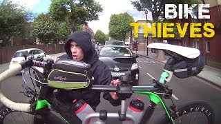 Download Bike Thieves Caught on Camera Video