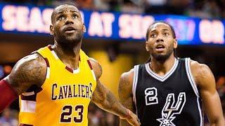 Download Michael Jordan UNLEASHED: LeBron James vs. Kawhi Leonard Video