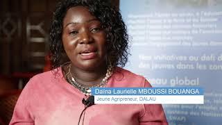 Download Témoignages des participants à l'atelier : Daïna Laurielle MBOUSSAI BOUANGA du Congo Video