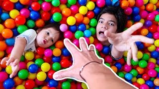 Download LOST THEM IN THE BALL PIT! Video