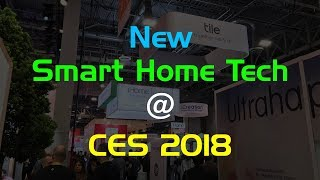 Download New Smart Home Tech at CES 2018 Video