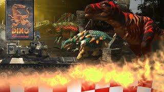 Download Dinosaurs Racing Quarter semifinal Video