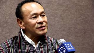 Download Interview with Prime Minister of Bhutan at Rio+20 Video