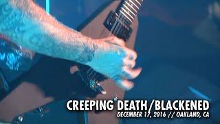 Download Metallica: Creeping Death & Blackened (MetOnTour - Oakland, CA - 2016) Video