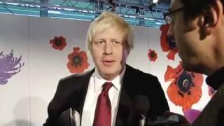 Download George Monbiot meets Boris Johnson at the Copenhagen climate conference Video