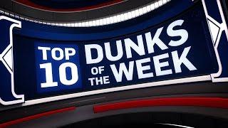 Download Top 10 Dunks of the Week | April 2, 2017 - April 8, 2017 Video