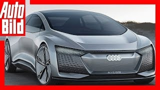 Download Audi Aicon (IAA 2017) Review/Details/Erklärung Video