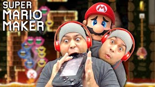 Download GONNA NEED A PACE MAKER AFTER THIS [SUPER MARIO MAKER] [#118] Video