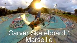 Download Carver skateboards Marseille 1 (RAYNAL' S PRODUCTION) Video