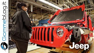 Download 2019 Jeep Wrangler - PRODUCTION (USA Car Factory) Video