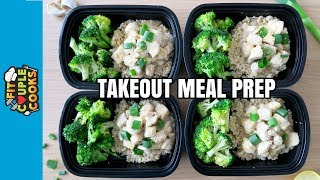 Download CHINESE LEMON CHICKEN MEAL PREP (4 Meals/$3.25 Each) Video