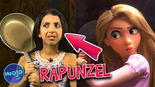 Download TANGLED! Hilarious Scene Remake Video