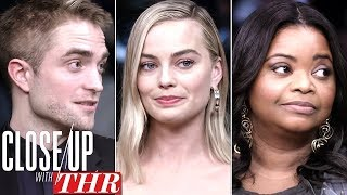 Download Full LIVE Roundtable: Margot Robbie, Robert Pattinson, Bryan Cranston | Close Up With THR Video