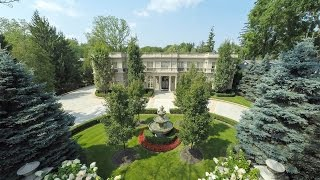 Download Timeless and Magnificent Estate in Ontario, Canada Video