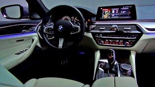 Download ► 2017 BMW 5 Series INTERIOR - 540i M Sport Sedan Video