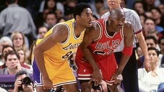 Download Michael Jordan vs Kobe Bryant: Duel of Icons Video