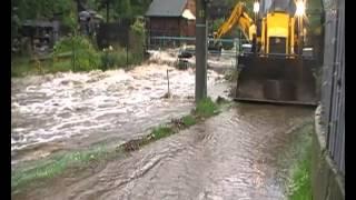 Download Povodně Cvikov 2010 (Flooding in Cvikov, North Bohemia) Video