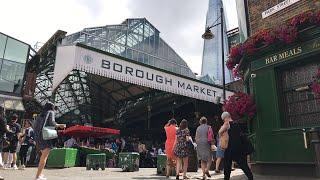 Download I'm back at Borough Market Video