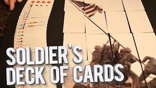 Download Soldiers Deck of Cards Video