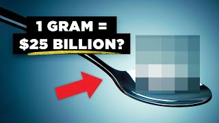 Download Why Only 1 Gram Of This Material Is Worth $25 Billion Dollars Video