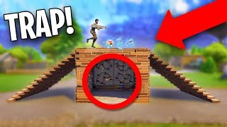 Download WOULD YOU FALL FOR THIS?? *FAKE FLOOR TRAP!* | Fortnite Battle Royale Video