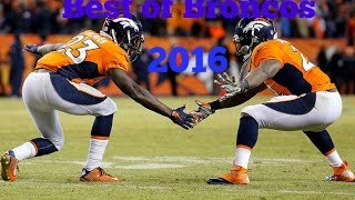 Download Best of Broncos 2017 Video