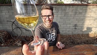 Download Finishing and tasting my first mead Video