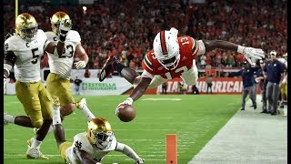 Download Miami Hurricanes Highlights vs Notre Dame Video