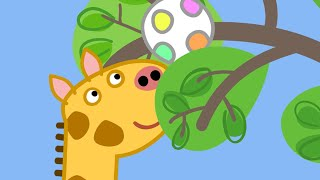 Download Peppa Pig English Episodes   Peppa Pig Plays Ball With Mandy Mouse   Peppa Pig Official Video
