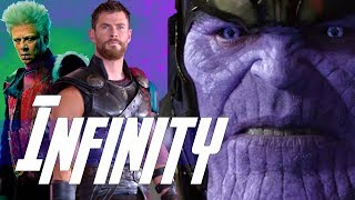 Download Thor vs Thanos - Thor Ragnarok Post Credits to Avengers Infinity War Video