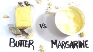Download Butter vs Margarine Video