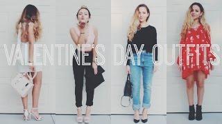 Download Valentine's Day Outfit Ideas ♥ Nathalie Paris Video