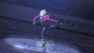 """Download 【ユーリ!!! on ICE Blu-ray&DVD6巻 特典映像】Yuri Plisetsky GPF in Barcelona EX """"Welcome to The Madness"""" PV Video"""